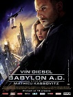 Babylon A.D. - thriller, akcja, science-fiction, filmy 2008