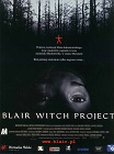 Blair Witch Project - horror, dokumentalizowany, filmy 1999