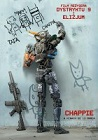 Chappie - akcja, science-fiction, filmy 2015