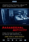 Paranormal Activity - horror, filmy 2007