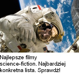 Najlepsze filmy science-fiction - ranking